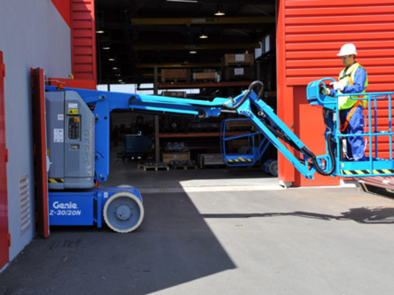 Narrow Articulating Boom Lifts