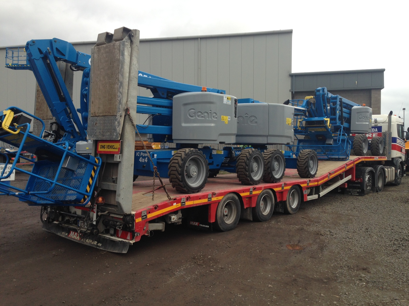 Drogheda Hire Genie Lifts 2