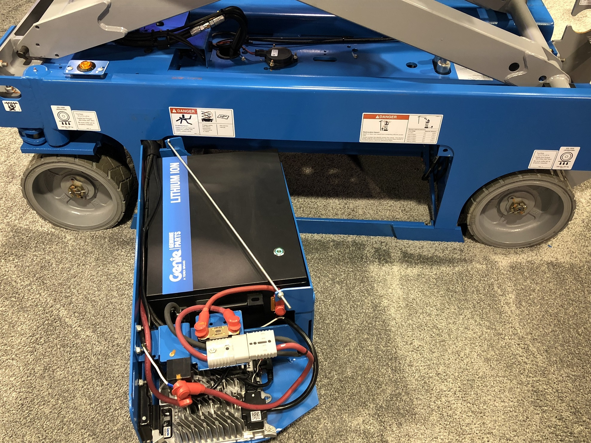 Genie Lithium Ion Battery_Technology_2